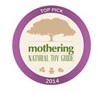 Mothering Natural Toy Guide for STEM box for kids