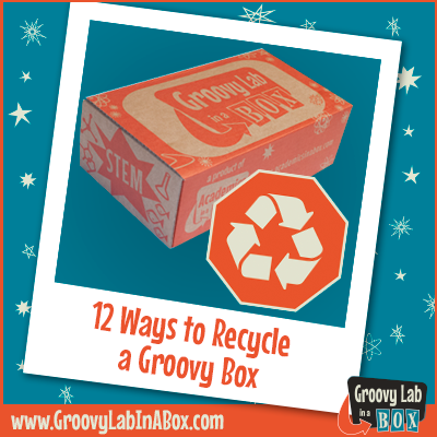 12 Ways to Recycle a Groovy Box