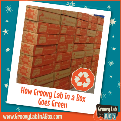 How Groovy Lab in a Box Goes Green