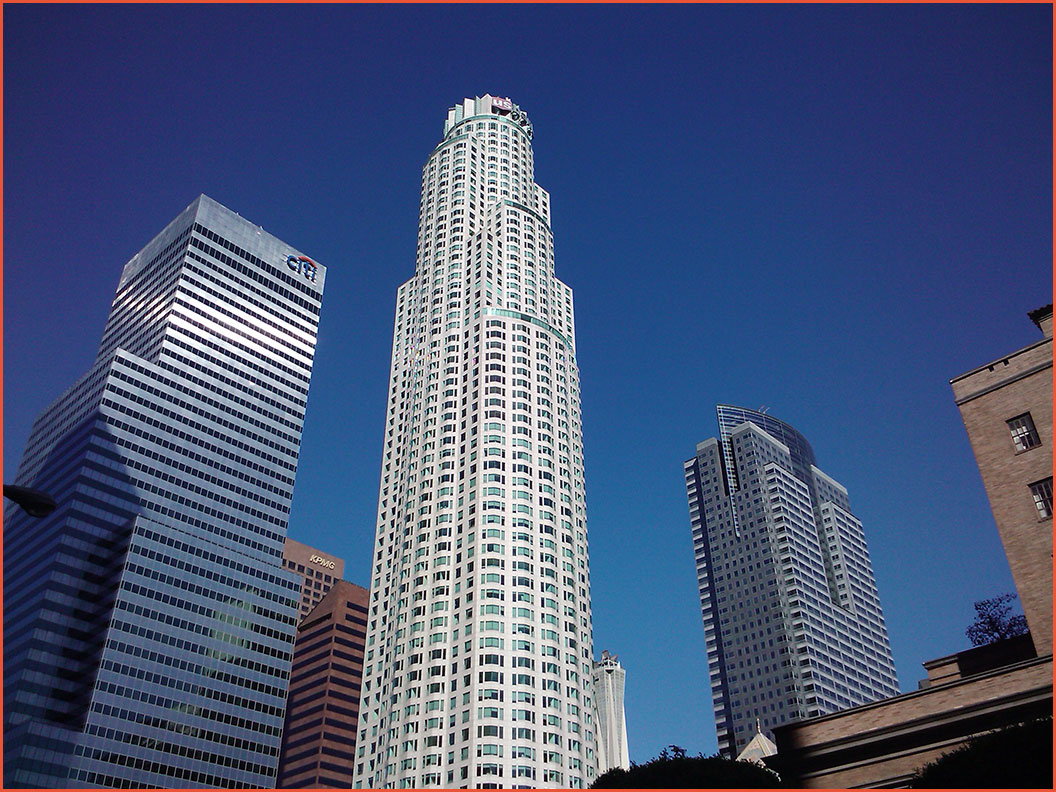 U.S. Bank Tower in Los Angeles