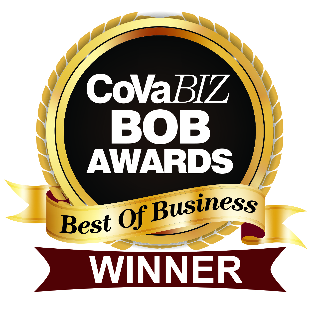 CoVaBiz Best of Business Award Winner Badge for Groovy Lab in a Box subscription box for kids